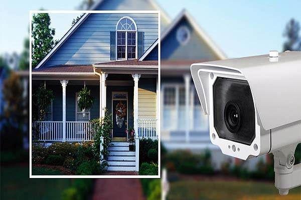 homecctv - خرید دوربین مداربسته خانگی